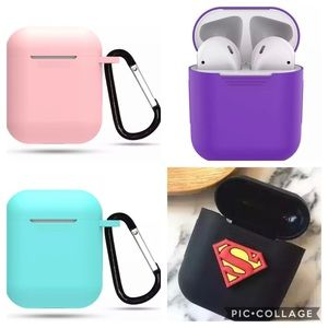 4 piece set AirPod case covers